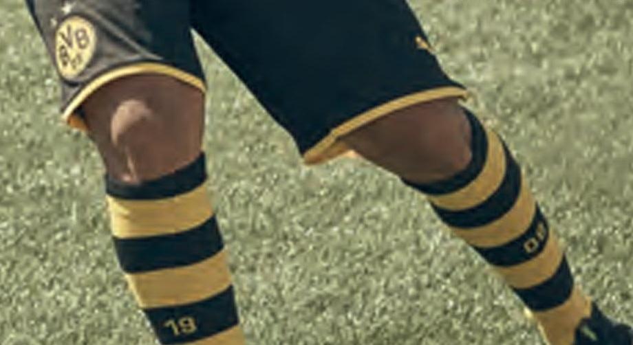 Dortmund 2020 short et chaussettes domicile