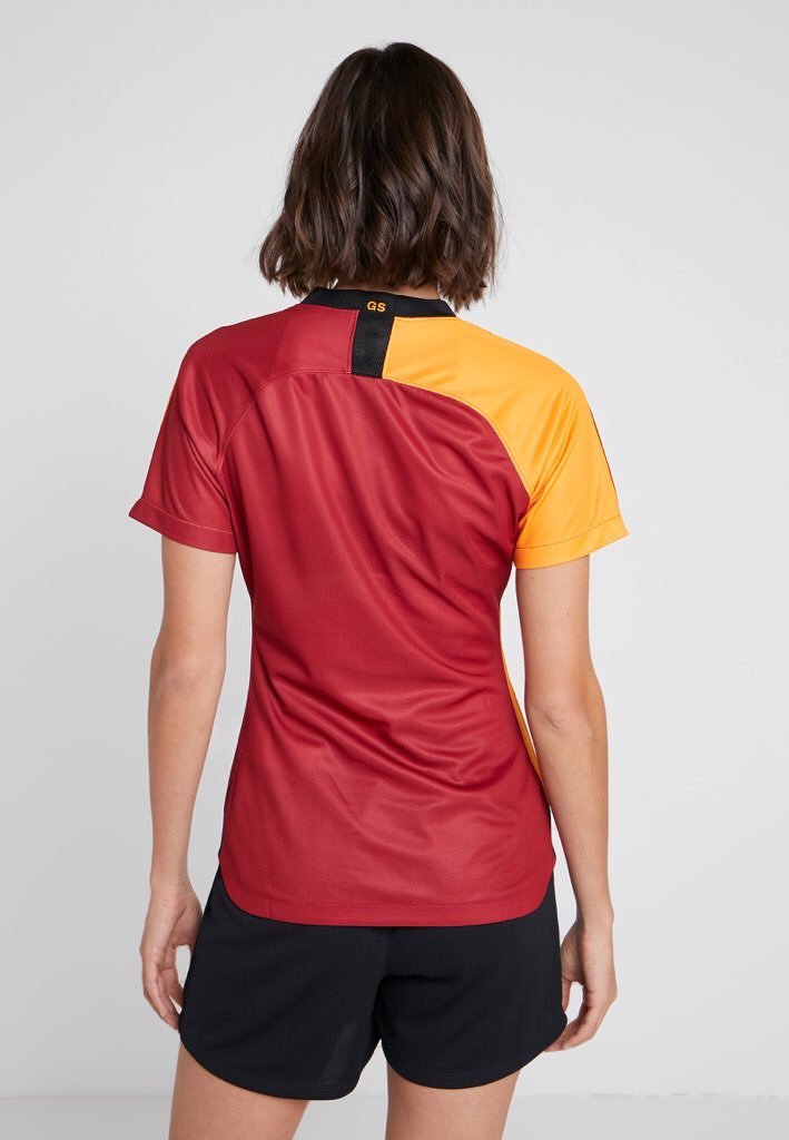 Galatasaray 2019 2020 nouveau dos maillot domicile Nike