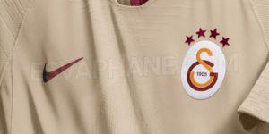Galatasaray 202 couleur maillot exterieur 19 20