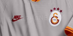 Galatasaray 2020 couleur maillot third 19 20
