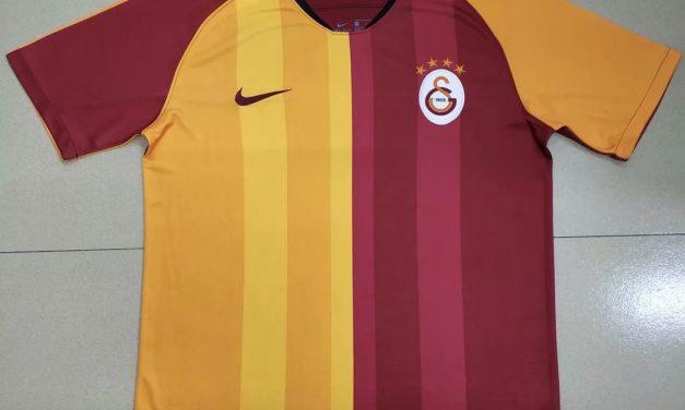 Informations sur les maillots de foot Galatasaray 2020