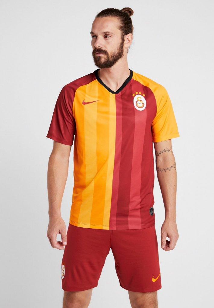 Galatasaray 2020 nouveau maillot domicile foot