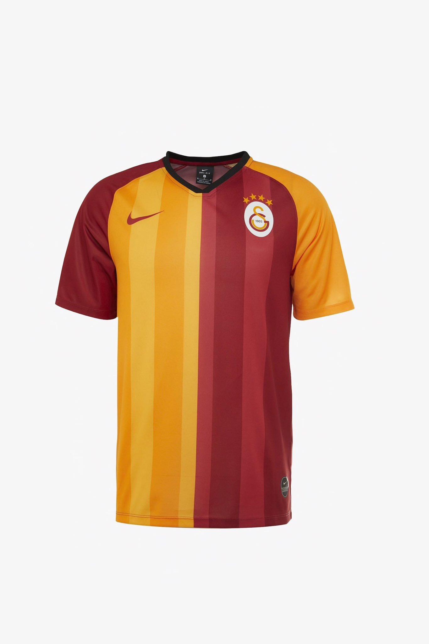 Galatasaray 2020 nouveau maillot domicile