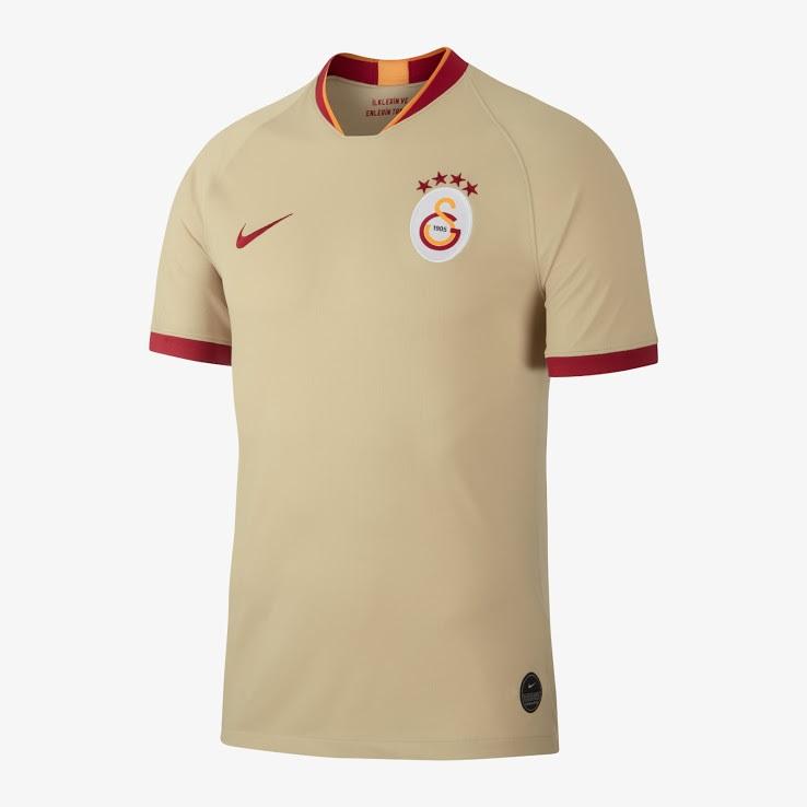 Galatasaray 2020 nouveau maillot exterieur officiel Nike