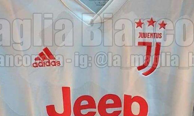 Présentation des maillots de football Juventus 2020