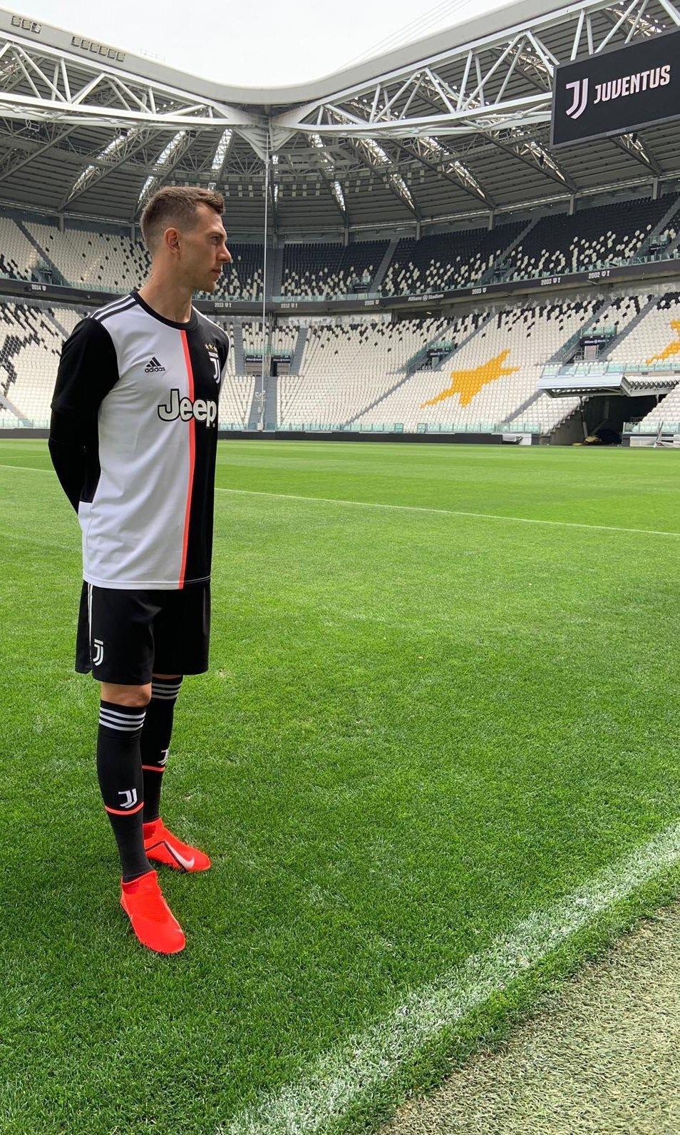 Juventus 2020 maillot foot domicile fuite