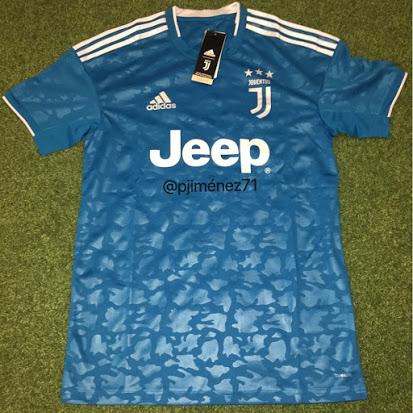 Juventus 2020 maillot foot third 19 20