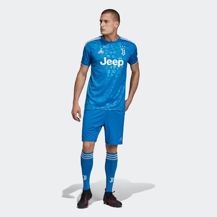 Juventus 2019 2020 nouveau troisieme maillot third