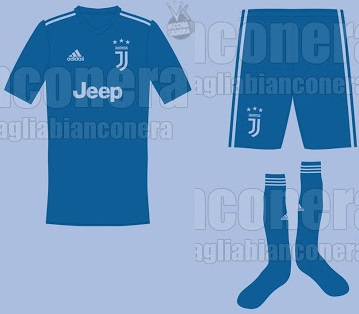 Juventus 2020 possible 3eme maillot third football