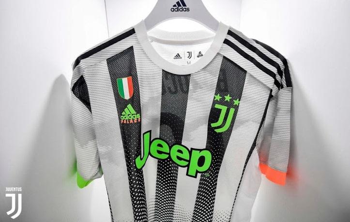 Maillot fourth Juventus Palace Adidas 2019 2020