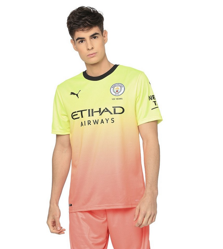 Manchester City 2020 troisieme maillot third 19 20