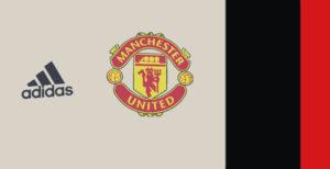 Manchester United 2020 couleur maillot exterieur