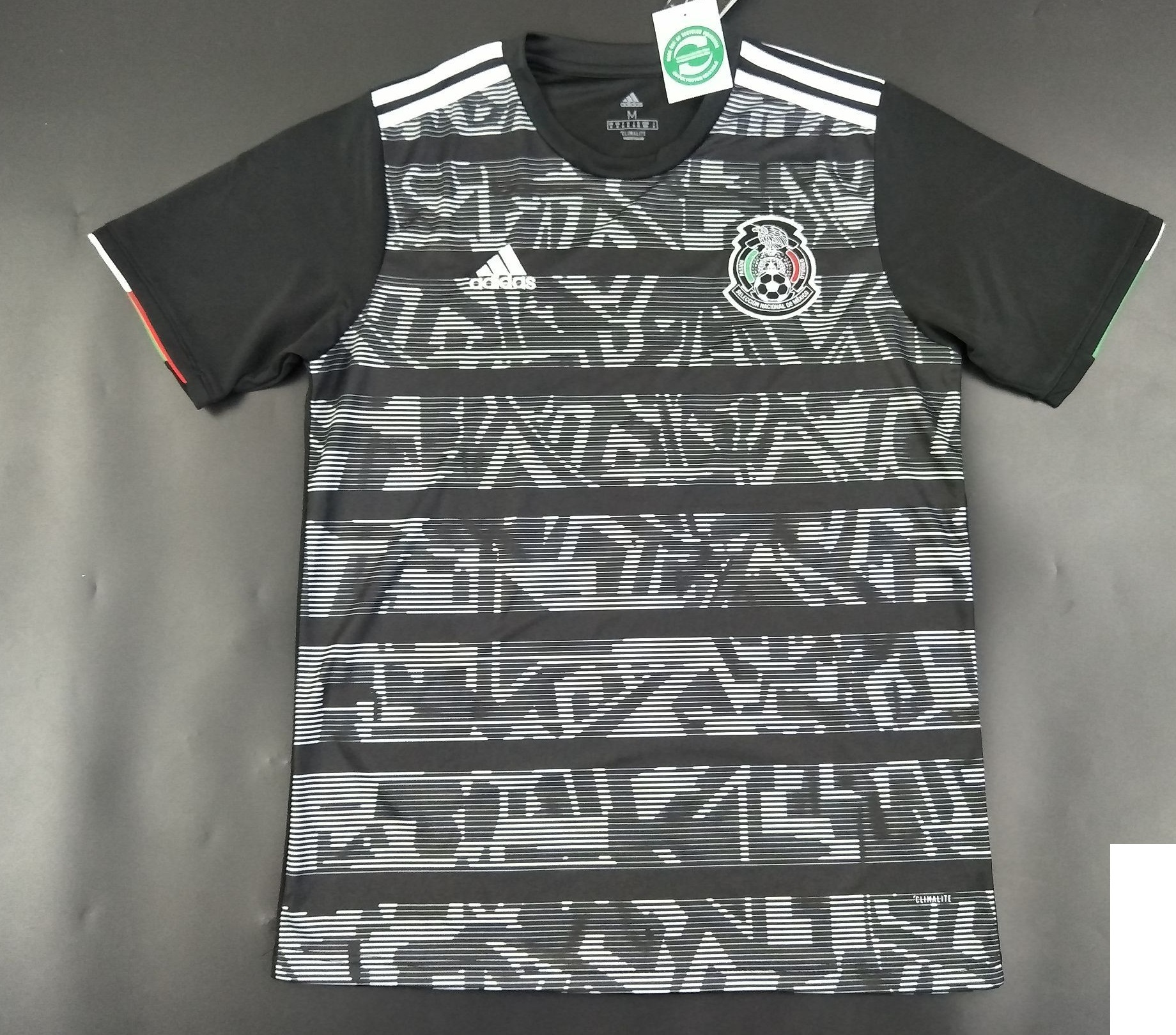 Mexique 2019 maillot domicile Gold Cup 2019