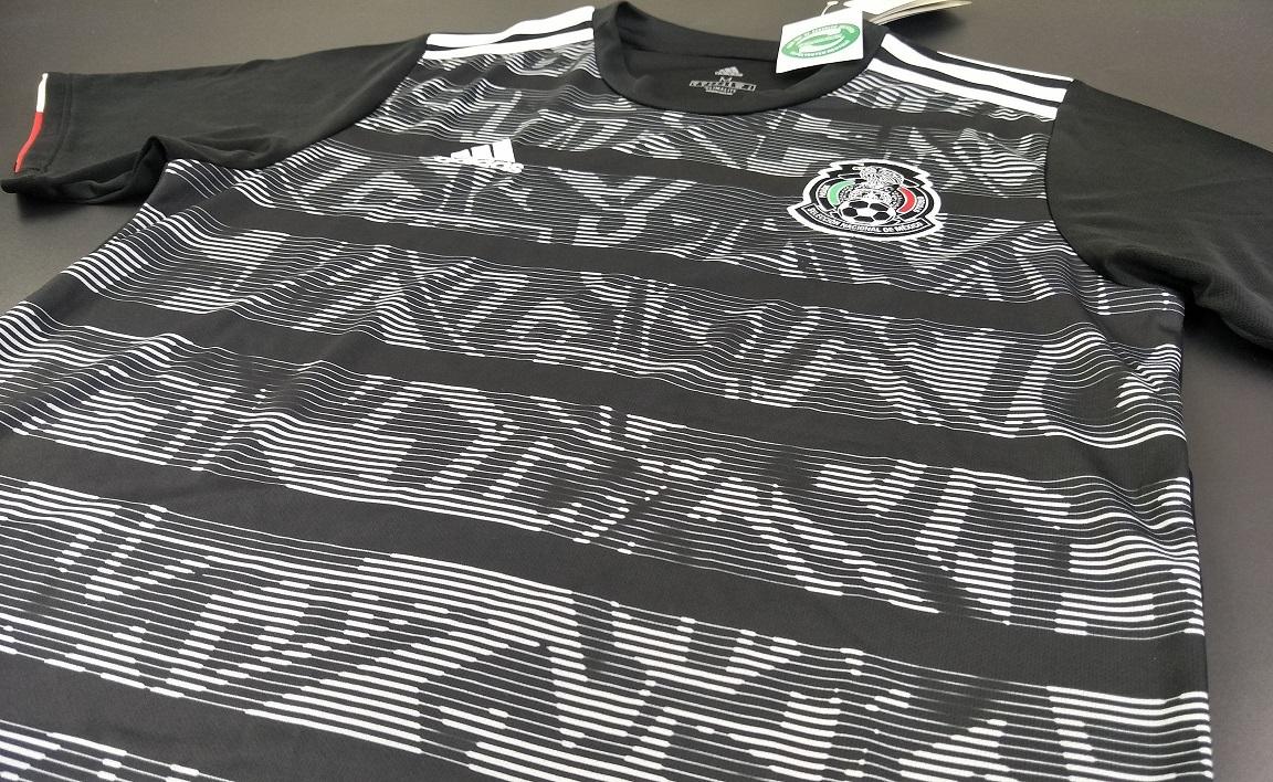 Mexique 2019 nouveau maillot domicile Gold Cup 2019