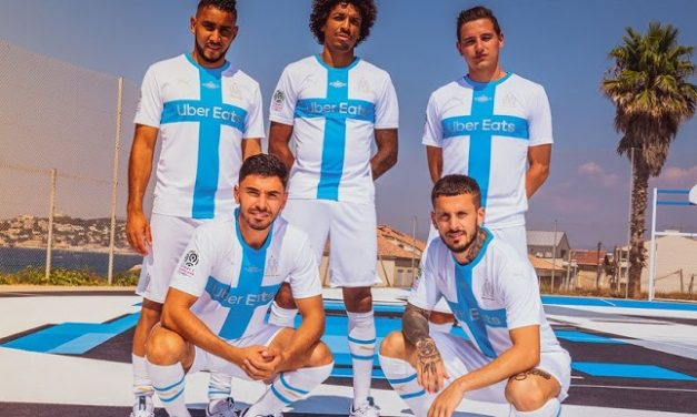 OM 2020 les maillots de football Marseille 2019-2020