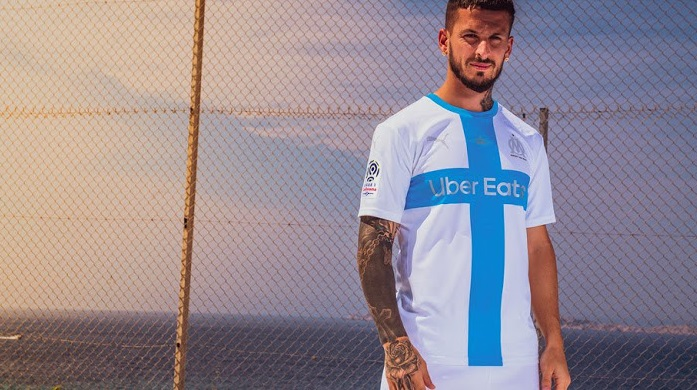 OM 2019 2020 quatrieme maillot fourth Benedetto