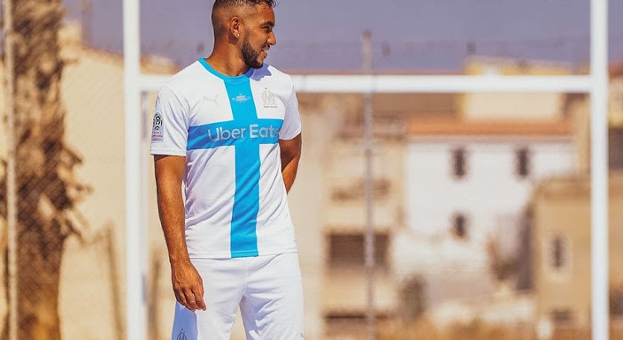 OM 2019 2020 quatrieme maillot fourth Marseille Payet
