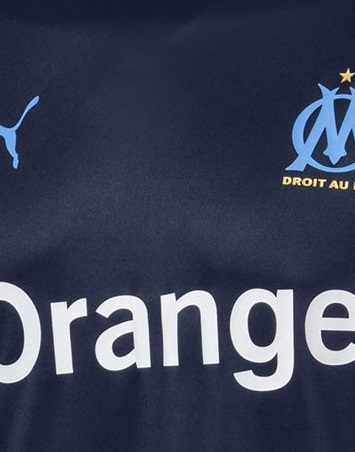 OM 2020 couleurs maillot third 2019 2020