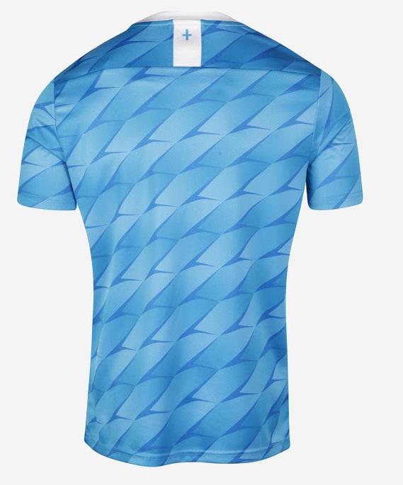 OM 2020 nouveau maillot de foot exterieur Puma dos