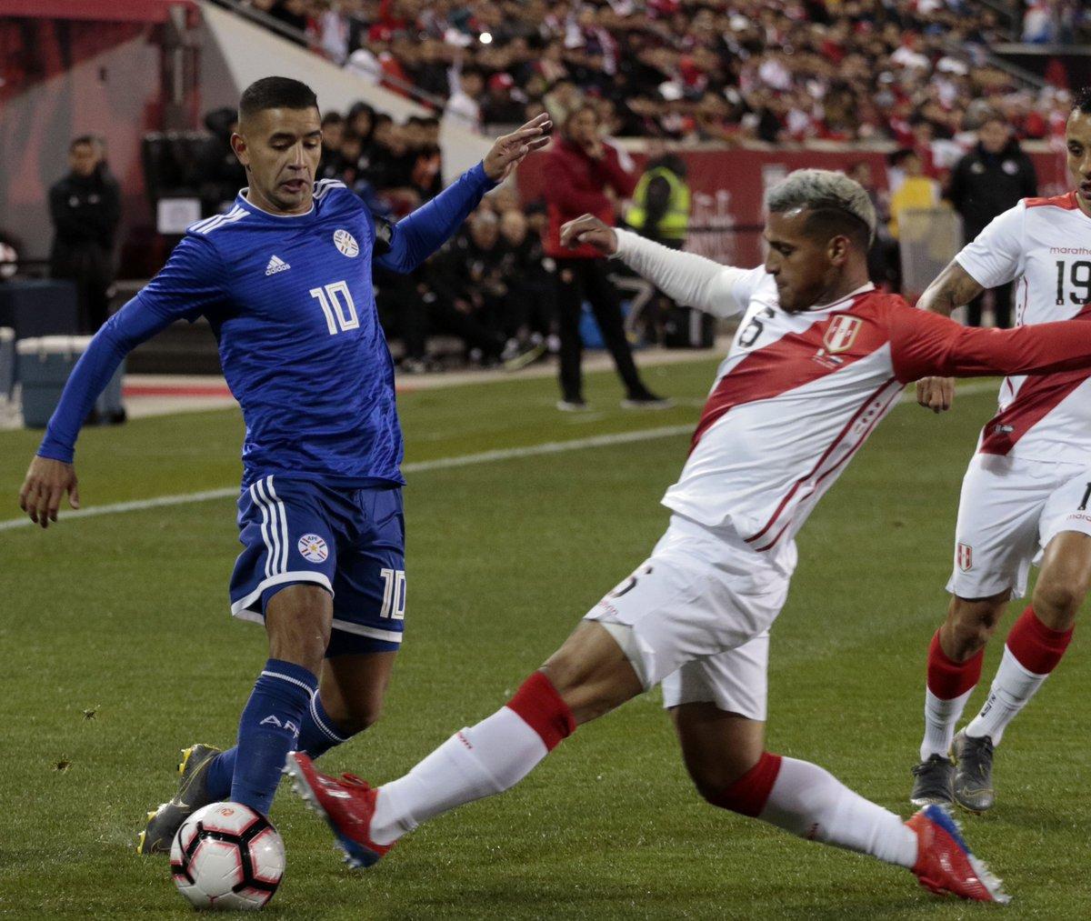 Paraguay 2019 nouveau maillot exterieur 2019 copa america