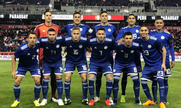 Paraguay 2019 les nouveaux maillots pour la Copa America 2019