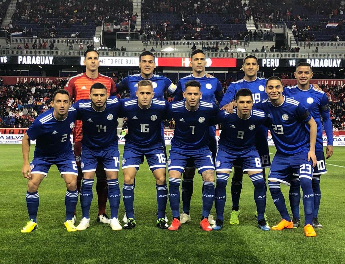 Paraguay 2019 maillot exterieur copa america 2019