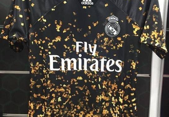 Les nouveaux maillots de foot du Real Madrid 2020