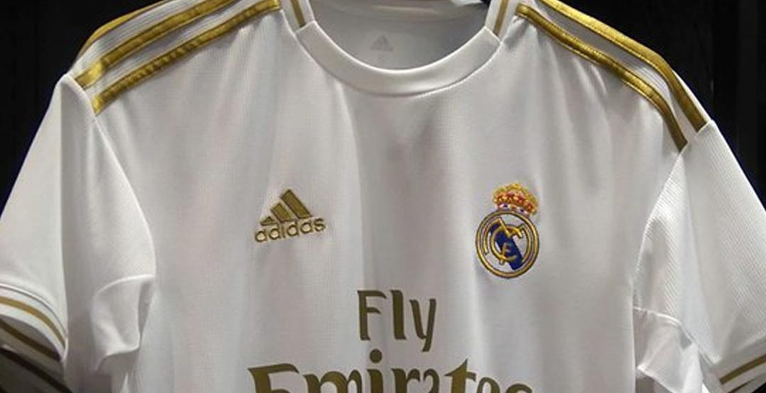 Real Madrid 2020 maillot de football domicile