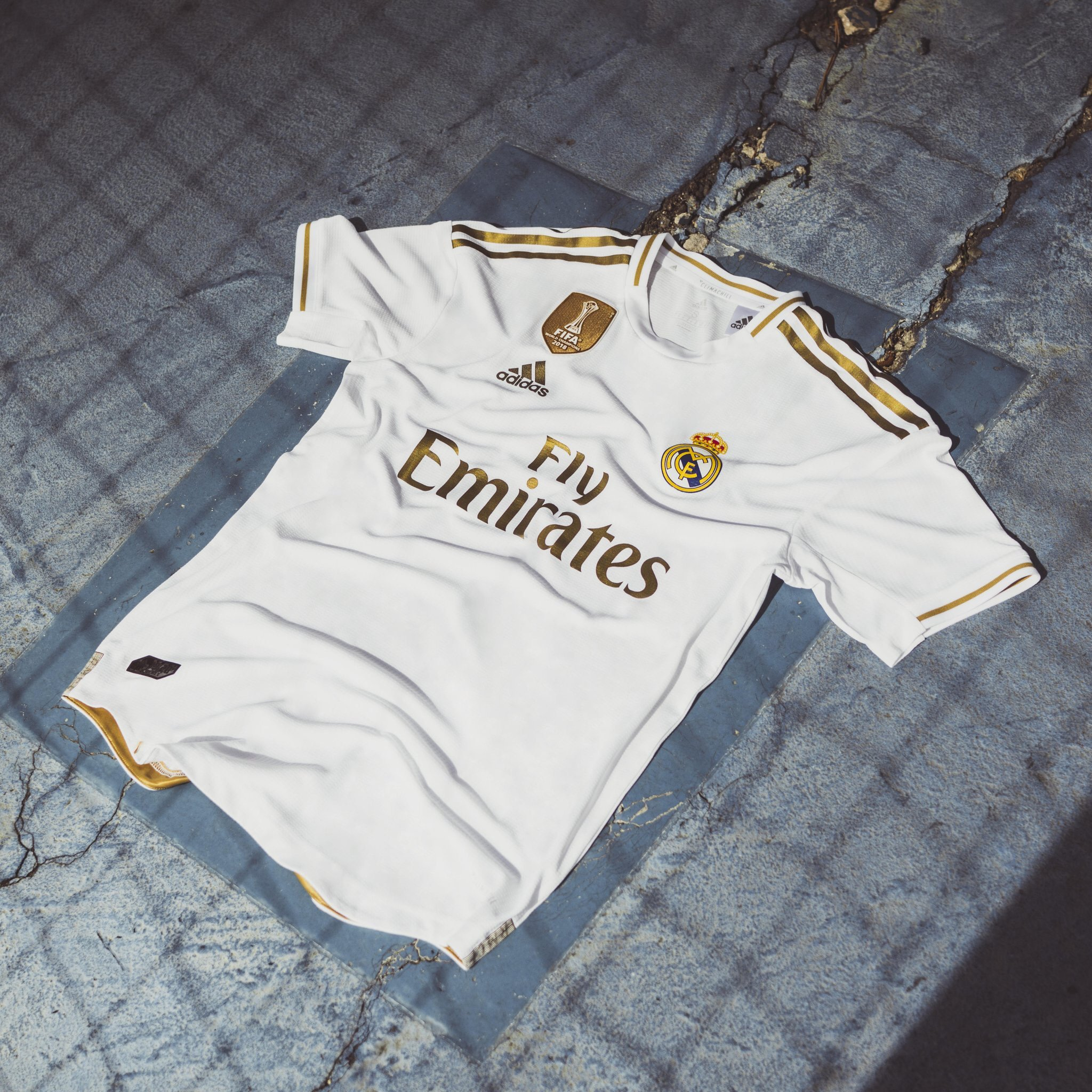 Real Madrid 2020 maillot domicile foot officiel