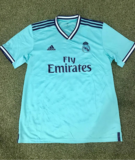 Real Madrid 2020 troisième maillot third 19 20