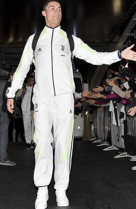 Survetement Palace Juventus Adidas 2019 2020
