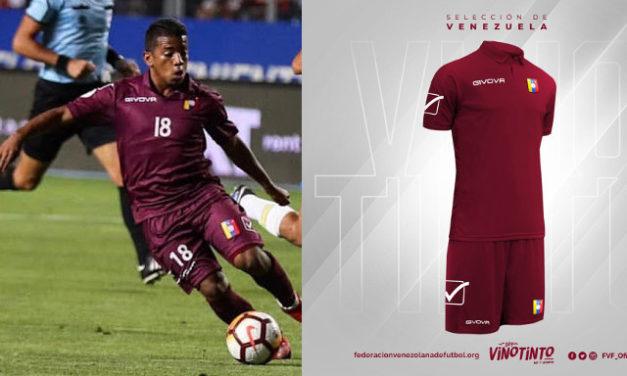 Venezuela 2019 maillots de football Copa America 2019 chez Givova