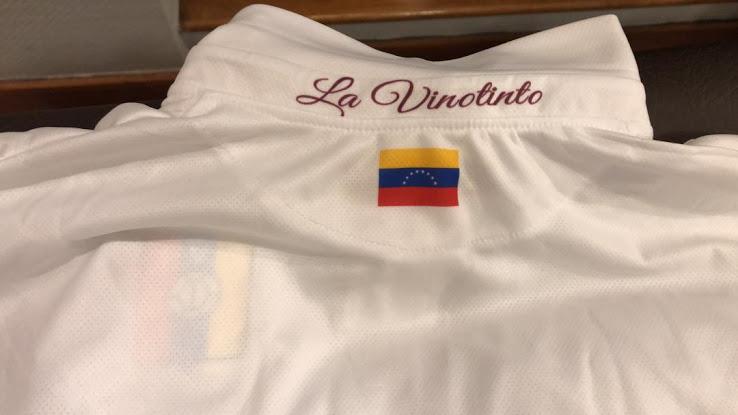 Venezuela 2019 maillot exterieur Givova Copa America 2019
