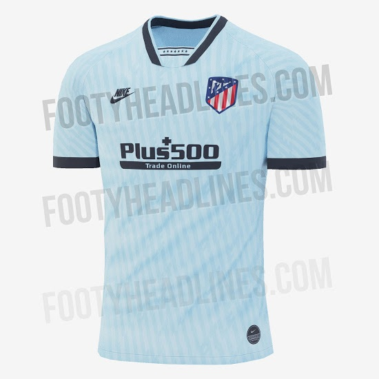 atletico madrid 19 20 third maillot foot