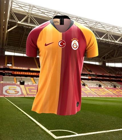 galatasaray 2020 maillot domicile 2019 2020 foot