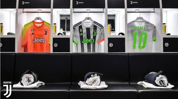 quatrieme maillot fourth Juventus 2020 Palace Adidas