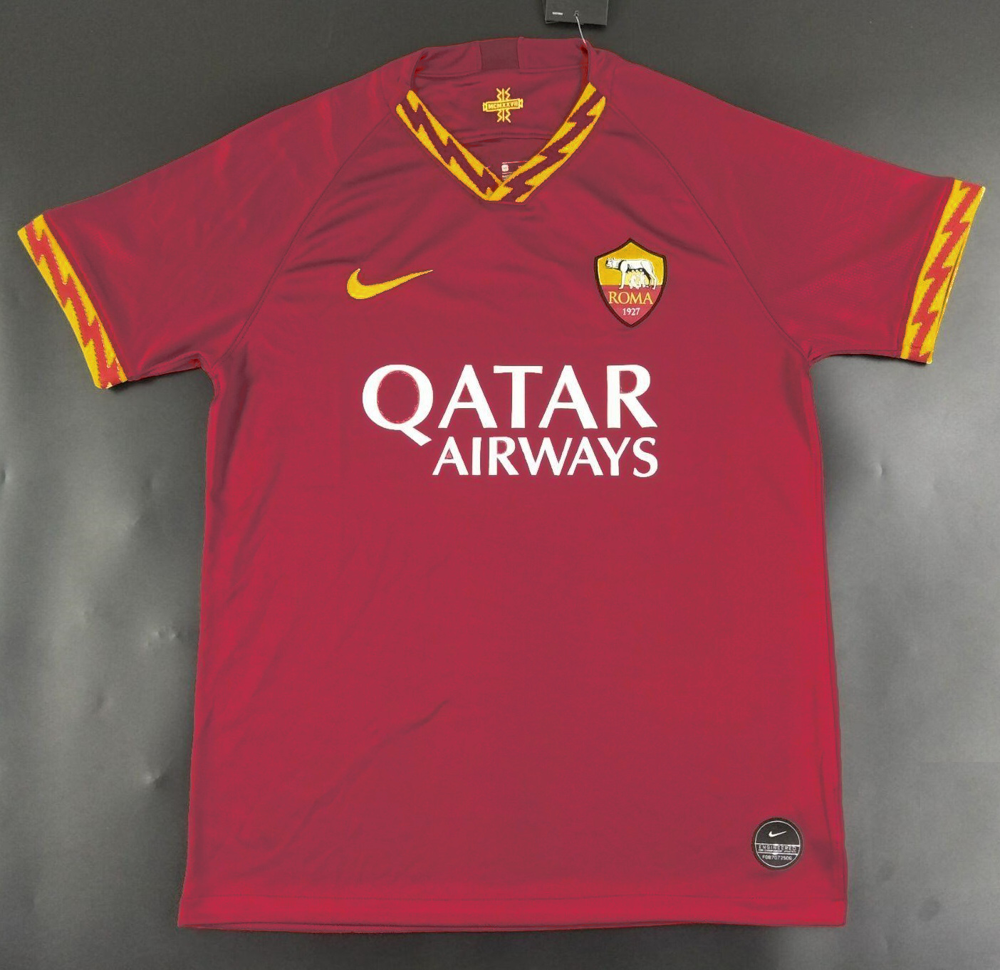 AS Roma 2020 maillot domicile foot