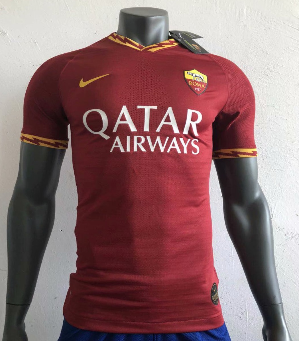 AS Roma 2020 maillot domicile football Nike