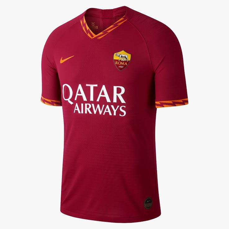 Rome 2020 nouveau maillot domicile