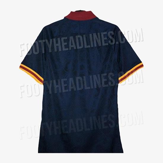 as roma 2019 2020 third kit
