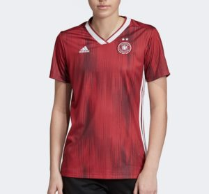 Allemagne 2019 maillot extérieur football coupe du monde 2019 féminine