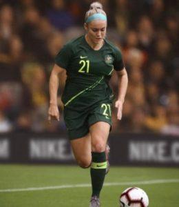 Australie 2019 maillot exterieur football coupe du monde 2019 féminine