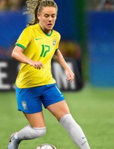 Brésil 2019 maillot domicile foot coupe du monde 2019 féminine
