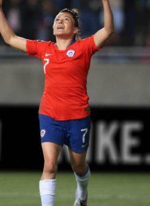 Chili 2019 maillot domicile footcoupe du monde 2019 femmes