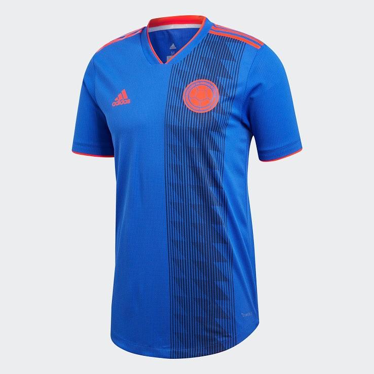 Colombie 2019 maillot exterieur Copa America 2019