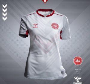 Danemark 2019 maillot exterieur foot coupe du monde 2019 féminine