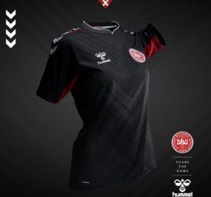 Danemark 2019 maillot third foot coupe du monde 2019 féminine