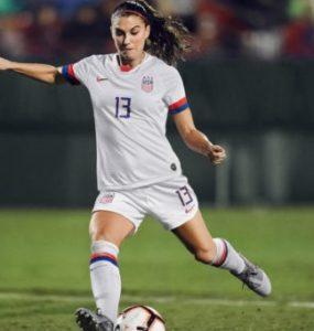 Etats Unis 2019 maillot domicile football coupe du monde 2019 féminine USA