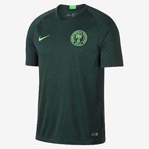 Maillot de foot Nigeria 2019 exterieur féminines CDM 2019