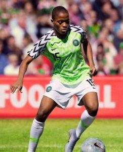 Nigeria 2019 maillot domicile coupe du monde 2019 féminines